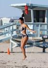 Lucy Mecklenburgh Bikini Photos: Santa Monica 2013 -42