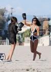 Lucy Mecklenburgh Bikini Photos: Santa Monica 2013 -46