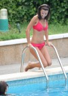 Lucy Mecklenburgh Bikini 2013: in Spain -05