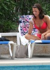 Lucy Mecklenburgh Bikini 2013: in Spain -14