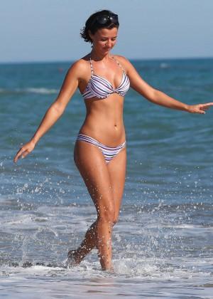 Lucy Mecklenburgh in bikini -09
