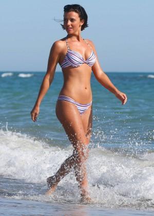 Lucy Mecklenburgh in bikini -11