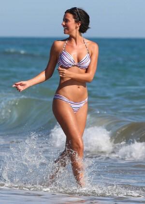 Lucy Mecklenburgh in bikini -14