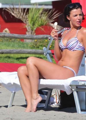 Lucy Mecklenburgh in bikini -22