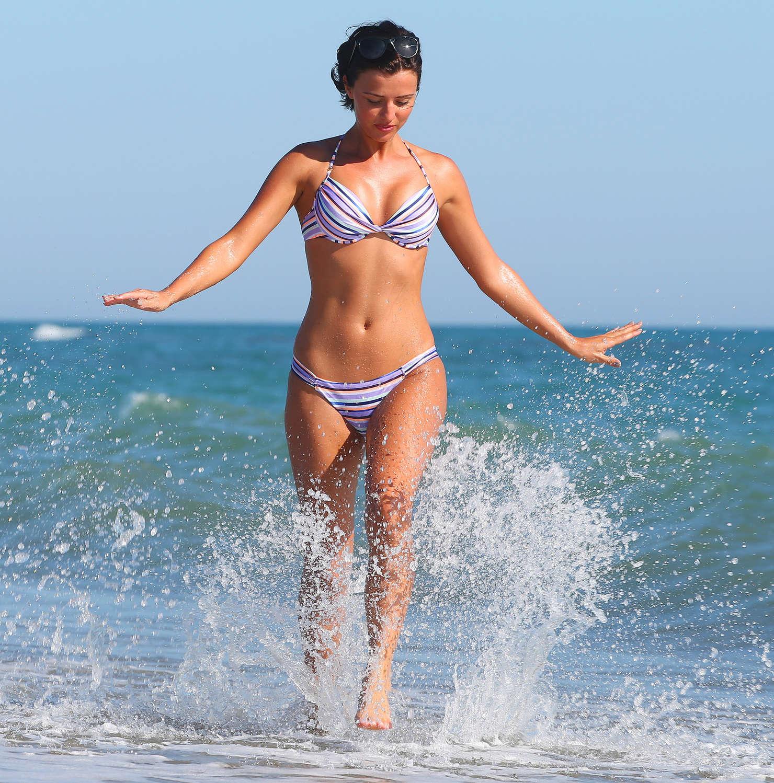 Lucy Mecklenburgh 2014 : Lucy Mecklenburgh in bikini -39