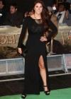 Lucy Pinder at The Hobbit: An Unexpected Journey - Royal Film Premiere