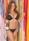 Lucy Pinder Hot In Photoshoot by Tim Merry-05