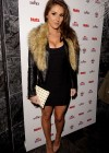 Lucy Pinder - The Soviet Nuts Awards Party at Aura in Mayfair, London