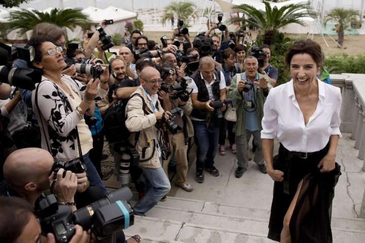 Luisa Ranieri – 2014 Venice Film Festival Photocall -10