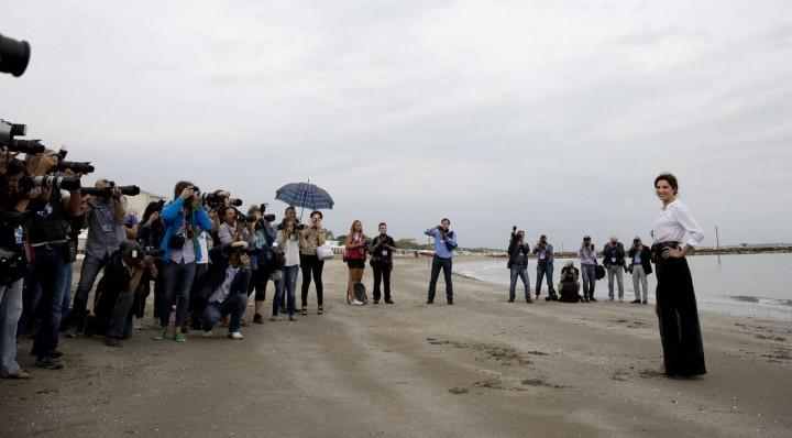 Luisa Ranieri – 2014 Venice Film Festival Photocall -12