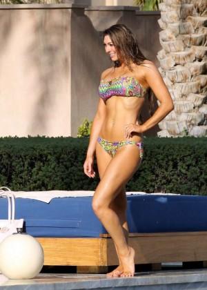 Luisa Zissman Bikini Photos: 2014 in Spain -26