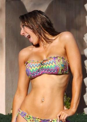 Luisa Zissman Bikini Photos: 2014 in Spain -29
