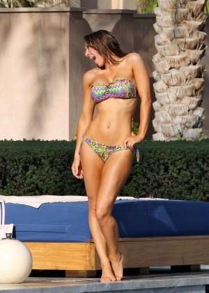 Luisa Zissman Bikini Photos: 2014 in Spain -39