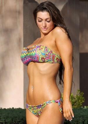 Luisa Zissman Bikini Photos: 2014 in Spain -40