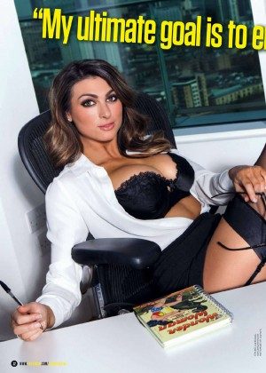 Luisa Zissman: ZOO UK Magazine (April 2014) -16