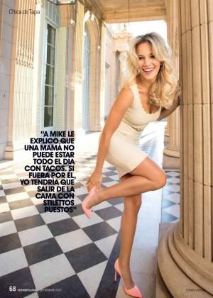 Luisana Lopilato - Cosmopolitan Argentina Magazine (September 2014)