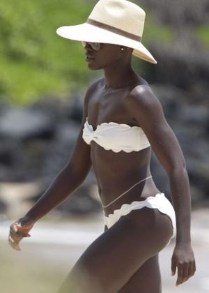 Lupita Nyongo in Bikini 2014-01