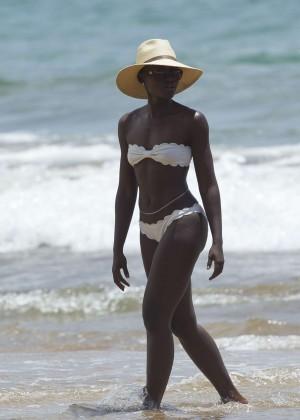 Lupita Nyongo in Bikini 2014-04