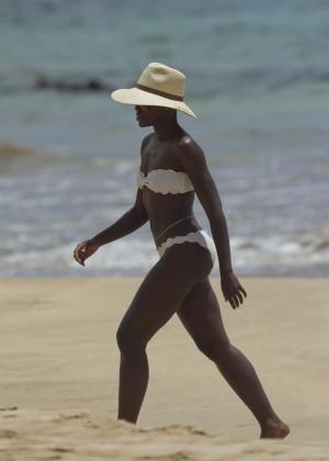 Lupita Nyongo in Bikini 2014-07