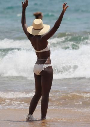 Lupita Nyongo in Bikini 2014-15