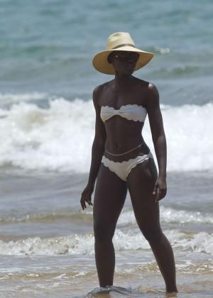 Lupita Nyongo in Bikini 2014-19