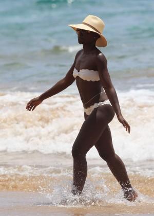 Lupita Nyongo in Bikini 2014-21