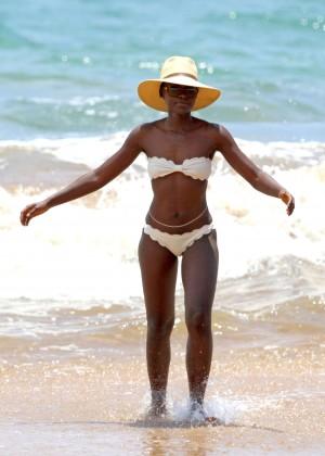 Lupita Nyongo in Bikini 2014-44