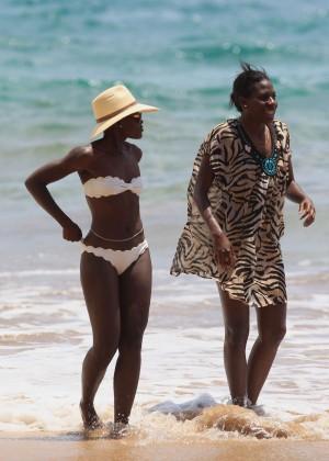 Lupita Nyongo in Bikini 2014-50
