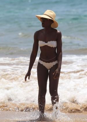 Lupita Nyongo in Bikini 2014-53