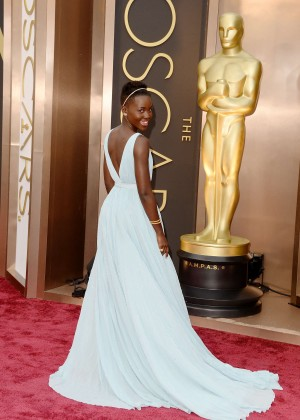 Oscar 2014: Lupita Nyongo -08