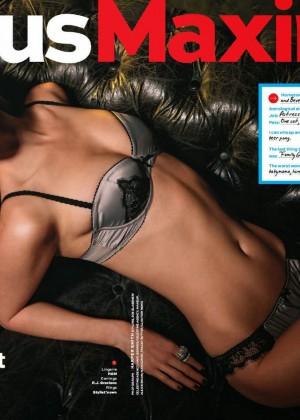 Lydia Hearst: Maxim Magazine -02