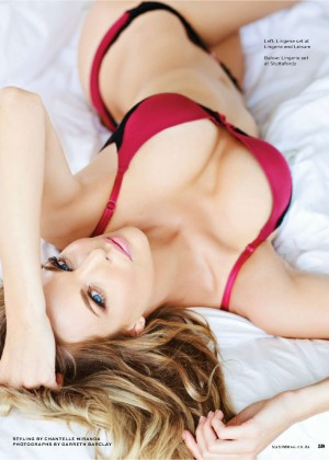 Lyndall Jarvis: Maxim South Africa 2014 -01