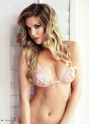 Lyndall Jarvis: Maxim South Africa 2014 -02