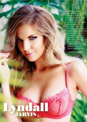 Lyndall Jarvis: Maxim South Africa 2014 -04