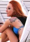 Maci Bookout Bikini Top: on Miami Beach -04