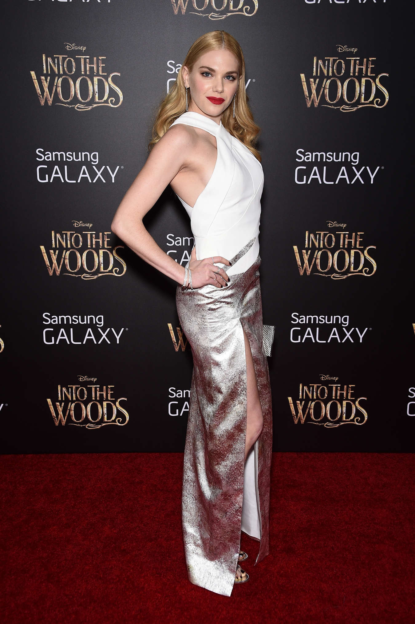 "Mackenzie Mauzy - ""Into The Woods"" Premiere in NY"