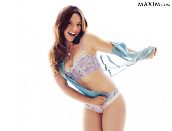 Mackenzie Rosman – Maxim USA 2013