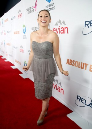 Mackenzie Rosman - Pathway To The Cure Fundraiser Benefit in Santa Monica
