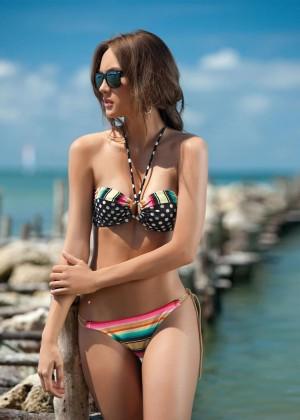 Macri Elena Velez Sanchez: Bikini Photoshoot -07