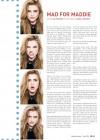 Maddie Hasson: Bello Magazine 2014 -01