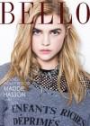 Maddie Hasson: Bello Magazine 2014 -06