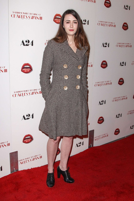 Madeline Zima at A Glimpse Inside the Mind of Charles Swan III premiere -08