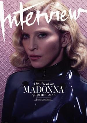 Madonna: Interview Magazine 2015 -04