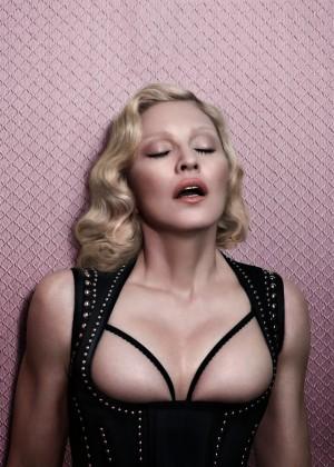 Madonna: Interview Magazine 2015 -10