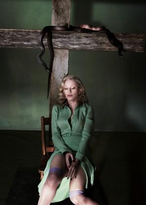 Madonna: Interview Magazine 2015 -13