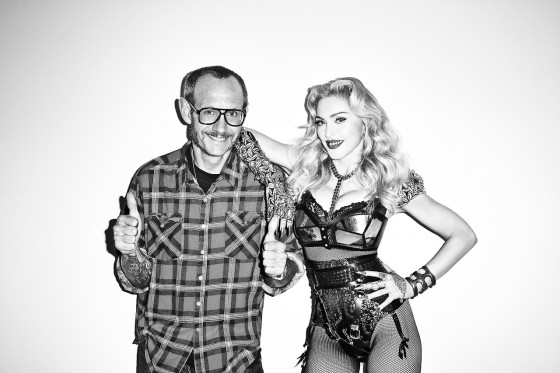 Madonna: Uncle Terry 2013 -04