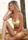 Magdalena Frackowiak Bikini Candids in St Barts -09