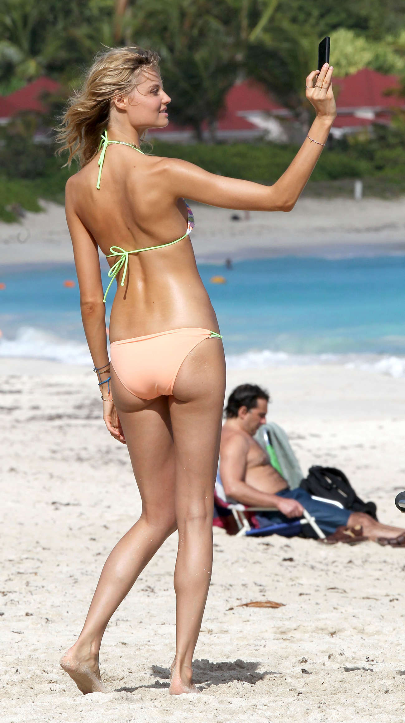 Magdalena Frackowiak 2013 : Magdalena Frackowiak – VS Bikini Photoshoot in St Barts-11