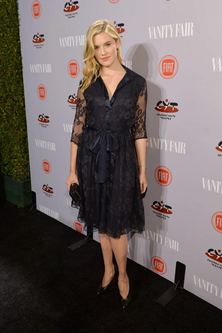 Maggie Grace: 2014 Vanity Fair & FIAT Event -02
