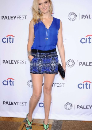 Maggie Grace: 2014 PaleyFest - Lost 10th Anniversary Event -11